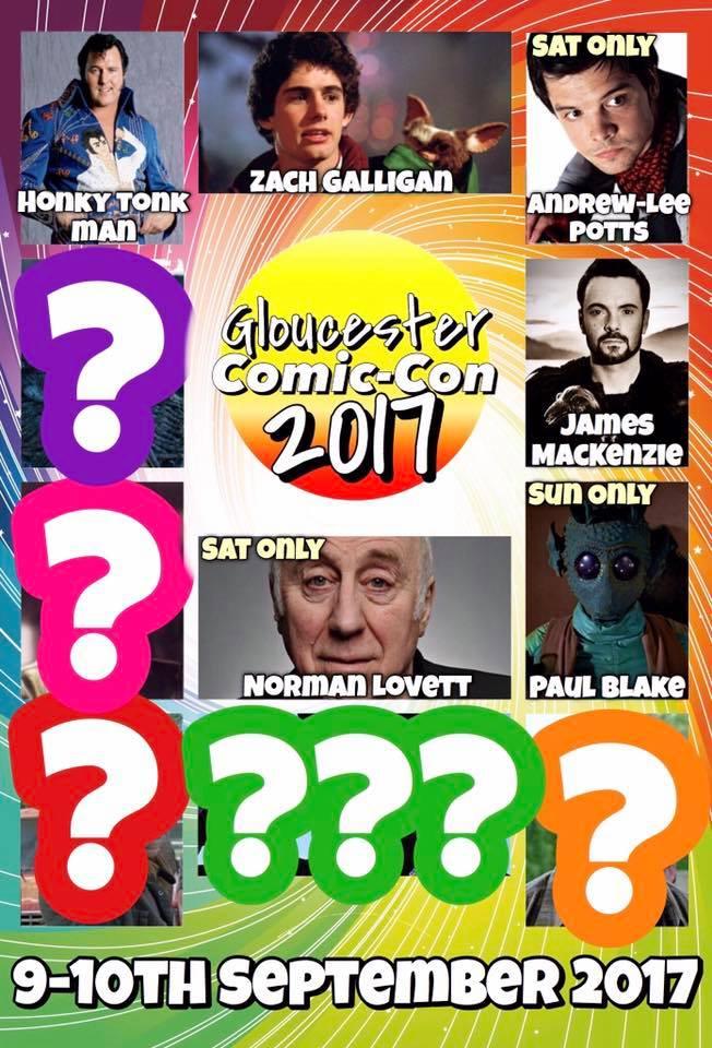Gloucester Comic-Con, Kingsholm Stadium