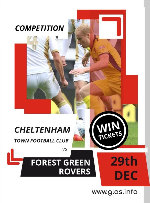 Cheltenham Town Football Club vs Forest Green Rovers
