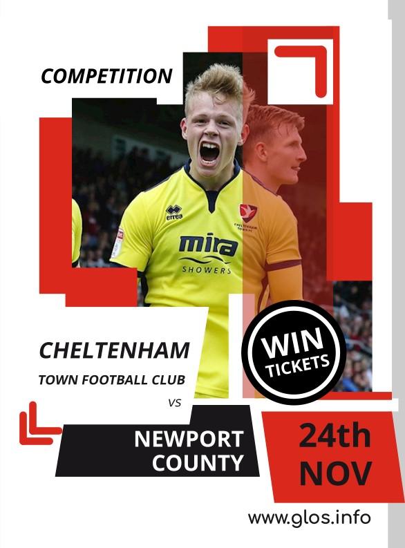Cheltenham Town v Newport