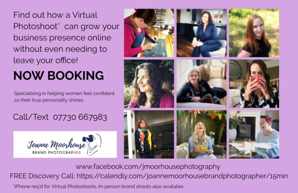 Find out how a virtual Photoshoot can grow your business