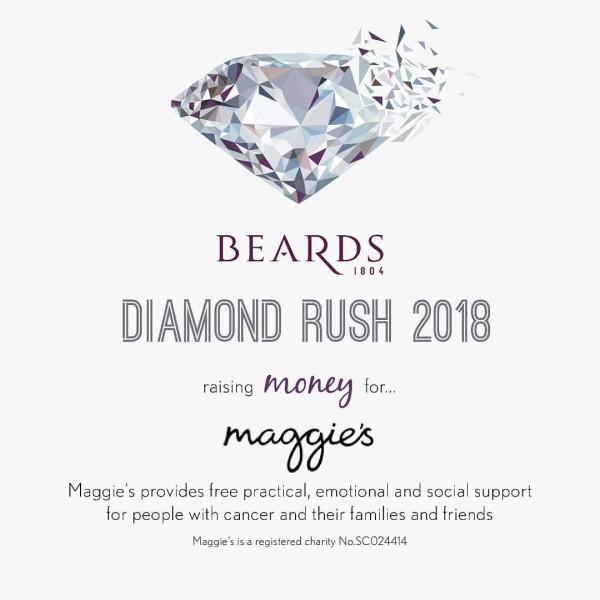 Beards Diamond Rush 2018