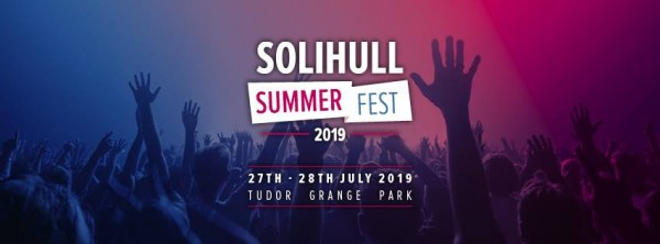 Solihull Summer Fest 2019