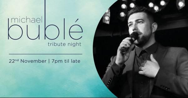 Michael Bublé Tribute