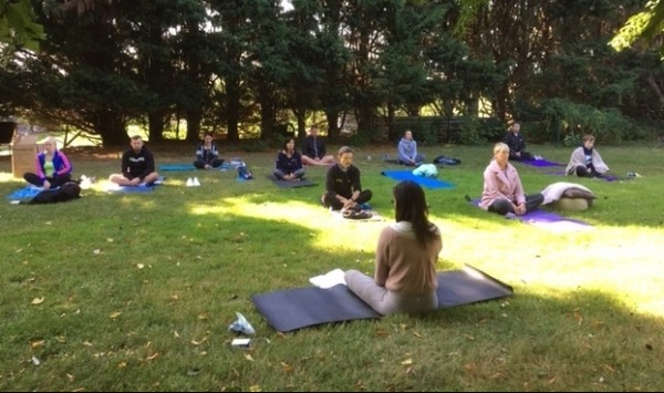 Cotswold Meditation and Mindfulness - Mindfulness and Wellbeing Courses, Reiki Therapy Treatments and Retreats