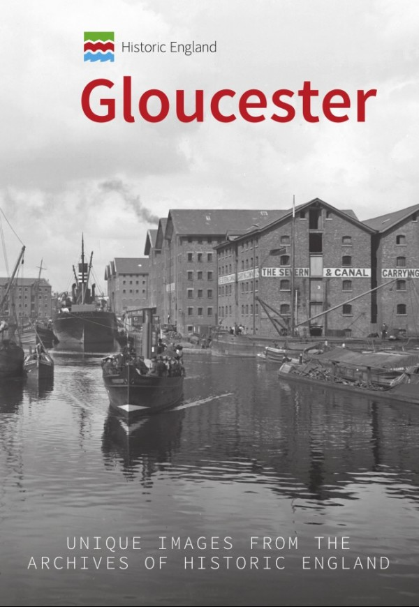 Book Release: Historic England: Gloucester