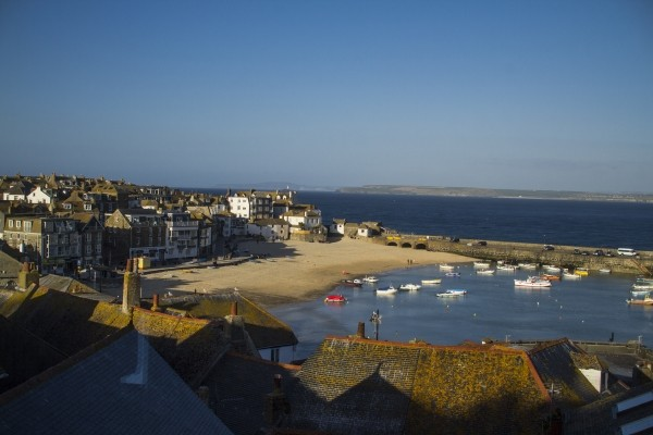 Love St Ives: Book now for a holiday home with a view, and what a view, plus up to 20% off