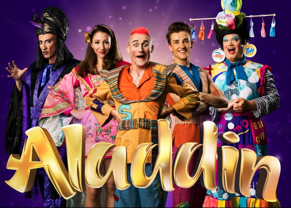 COMPETITION: Win a family ticket to see Aladdin