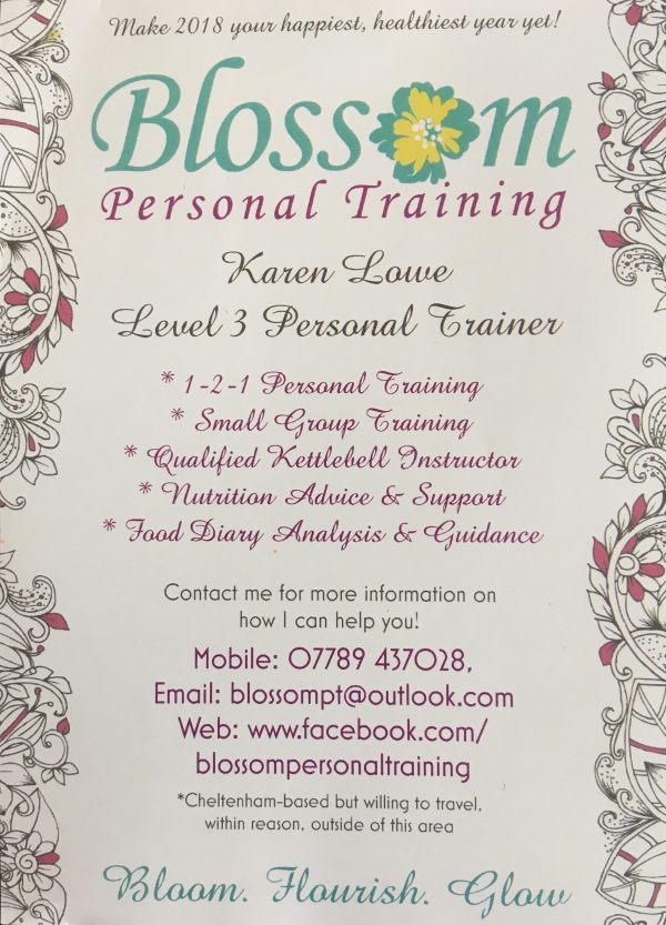Blossom Personal Training