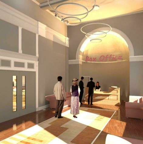 Treasured Theatre Gets Green Light for Redevelopment