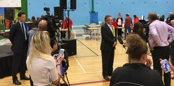 CHeltenham General Election Candidates