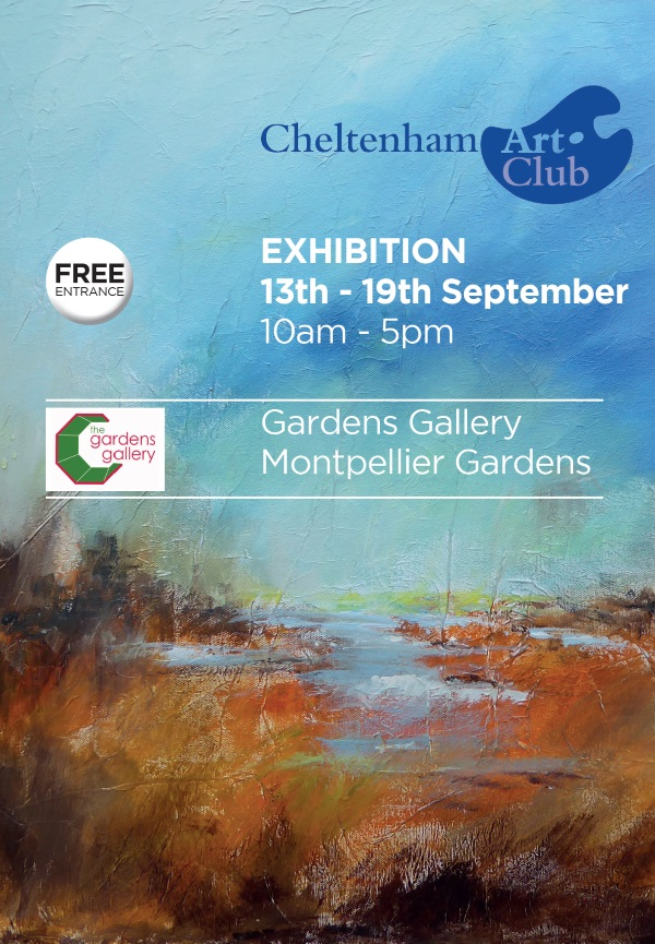 Cheltenham Art Club Autumn Exhibition