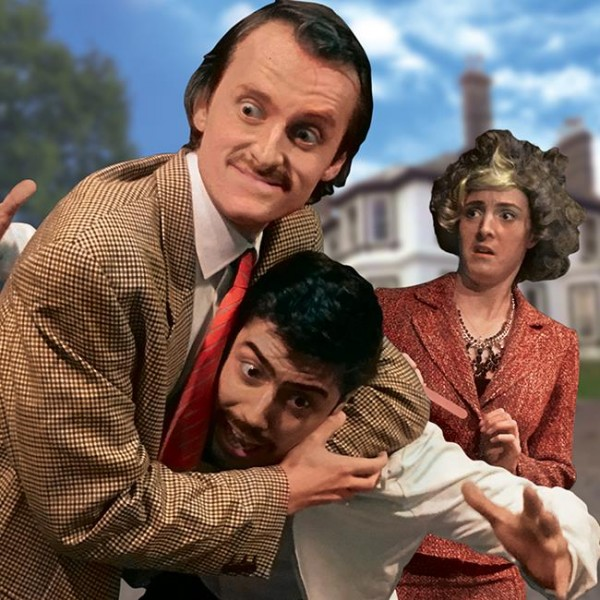 www.glos.info Top Ten for July Cheltenham Town Hall The Fawlty Towers Dining Invitation 2017