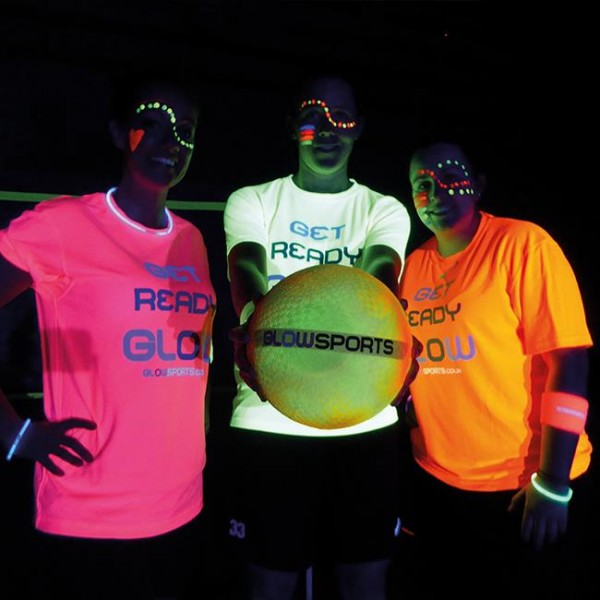 Glow Sports  at Cheltenham Town Hall