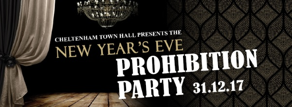 NEW YEAR'S EVE – PROHIBITION PARTY