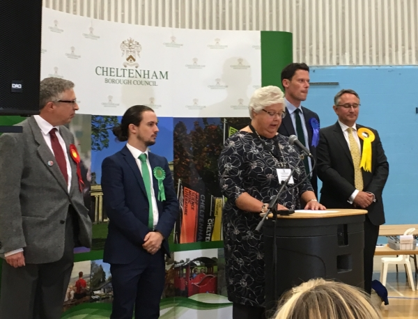 Cheltenham-General-election-count-2017 with candidates