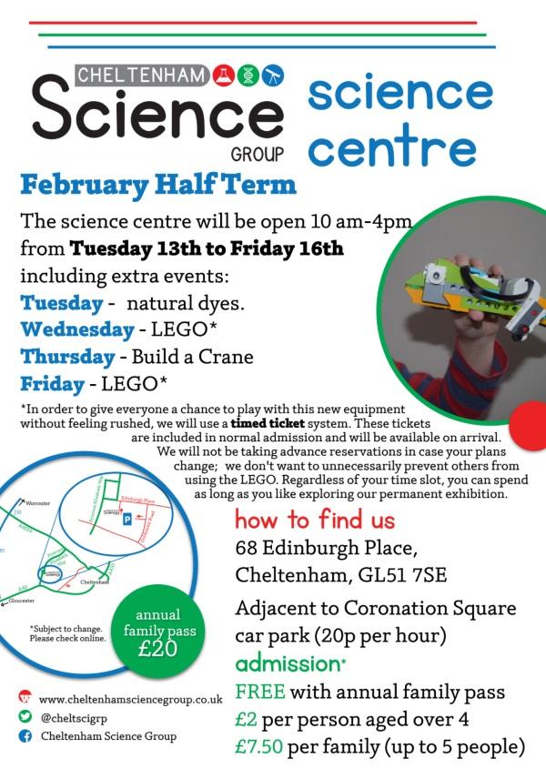 Cheltenham Science glos.info