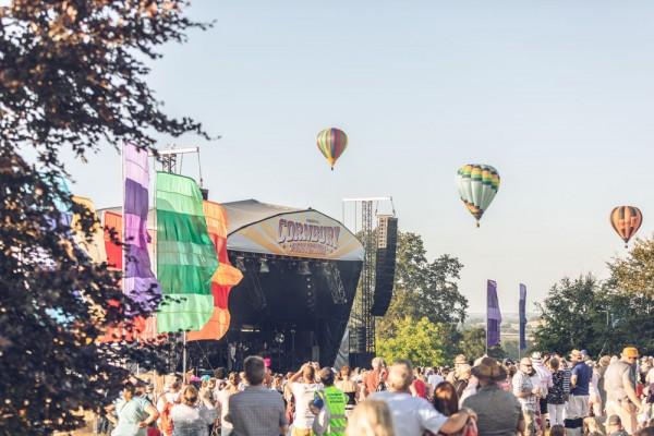 Cornbury 2020 festival