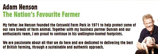Cotswold farm park directory
