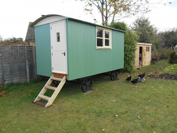 Cowley Shepherd's Huts