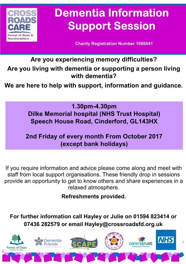 Dementia Information Support Session