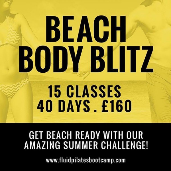 Get beach ready with our amazing summer challenge!