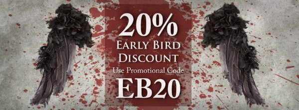 FearFest-Evil - The Ultimate Halloween Scare Experience Early Bird Discount