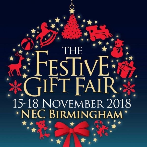 COMPETITION: Win a pair of tickets to the Festive Gift Fair 2018 at the NEC