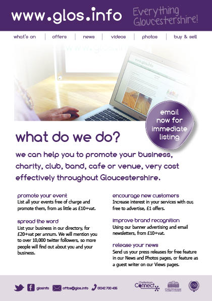 What we do www.glos.info