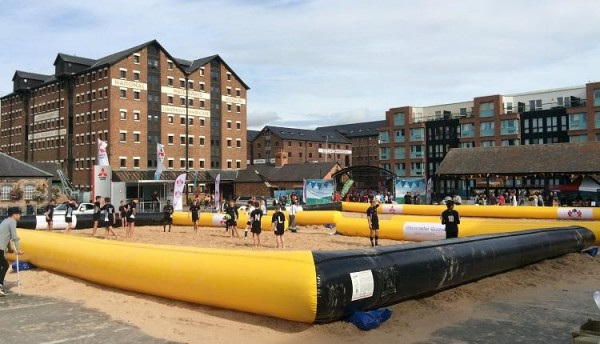 Gloucester Quays Beach Weekender
