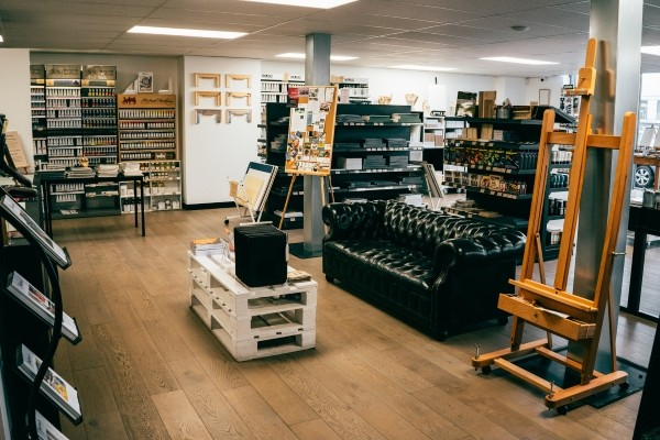 Jackson's Art Supplies - A welcoming and creative space for artists