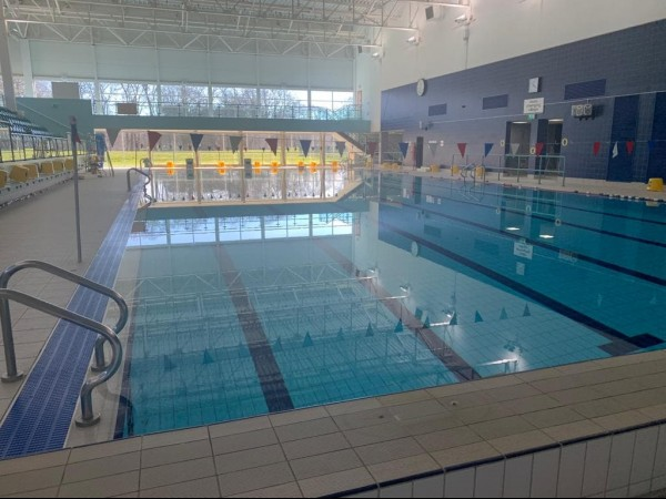 Cheltenham Borough Council and The Cheltenham Trust welcome lifeline grant from Sport England's National Leisure Recovery Fund