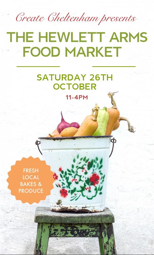 Hewlett Arms Food Market