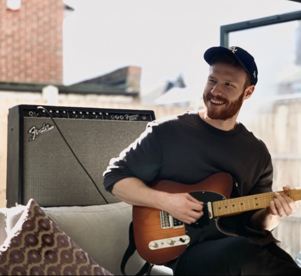Guitar Tuition from Home with Sam Jones - Suitable for all ages