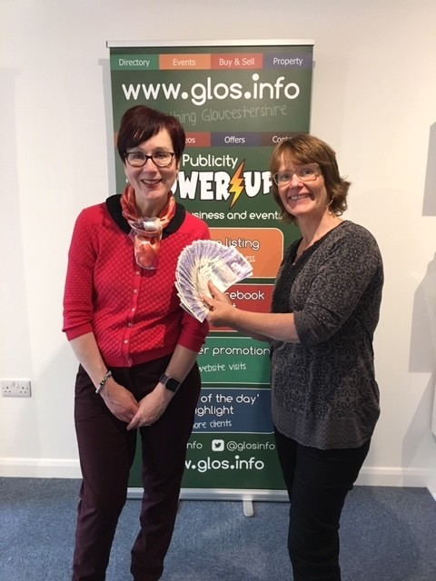 Winner of £580 Cash Prize Announced