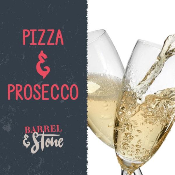 Bottomless Pizza & Prosecco