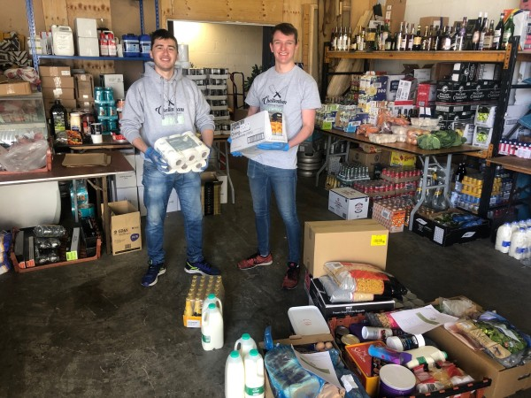 Cheltenham Catering Supplies Launching Food & Drink Deliveries for Homes