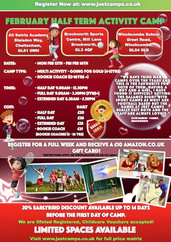 Just Camps 2 glos.info