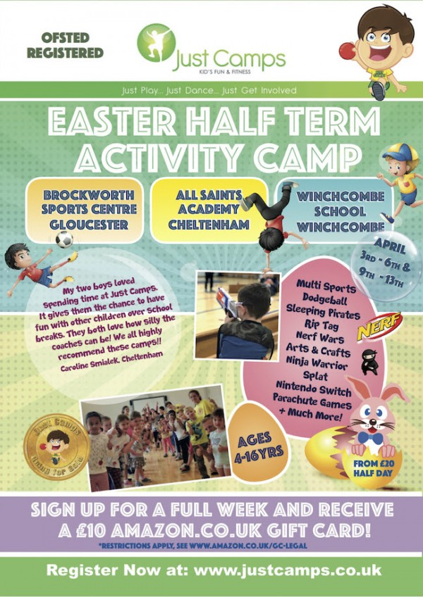 Just Camps glos.info