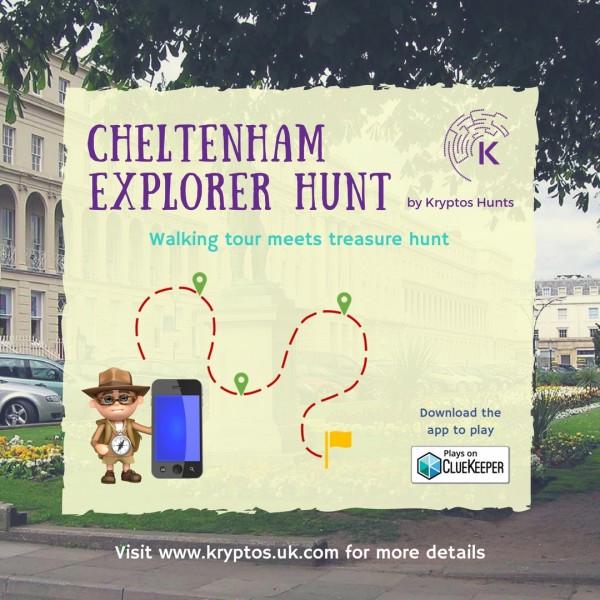 Kryptos cheltenham explorer hunt
