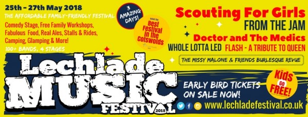 Lechlade Festival 2018