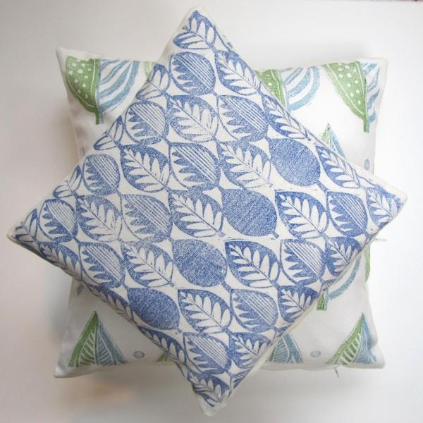 Linen-prints-Small-Blue-leaf-Cushion-Linen-leaf-Cushion.jpg