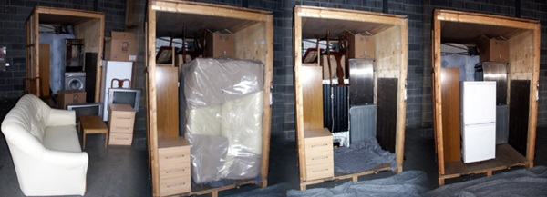 Storage from £8 per Week!