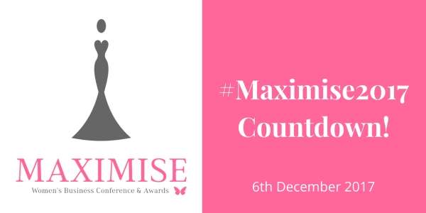 Maximise Women's Business Conference & Awards 2017