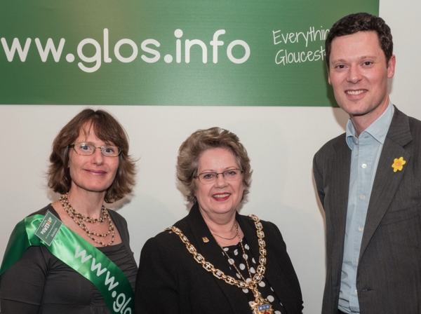 Alex Chalk - Cheltenham Mayor - glosinfo