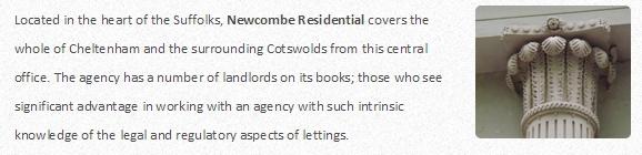 Newcombe Residential cheltenham