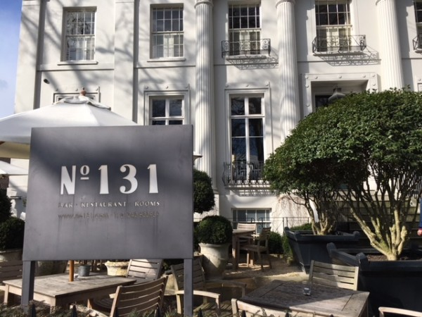 No 131 The Promenade Cheltenham