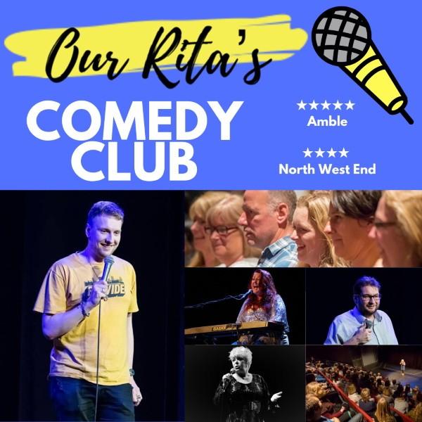 Our Ritas Comedy Club
