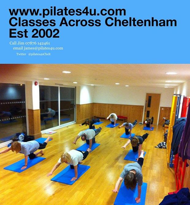 Pilates4u cheltenham