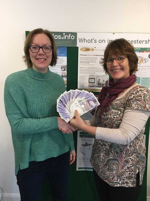 Winner of £540 Cash Prize Announced