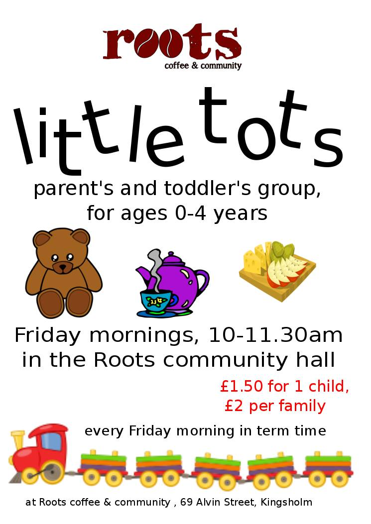 ROOTS Little Tots